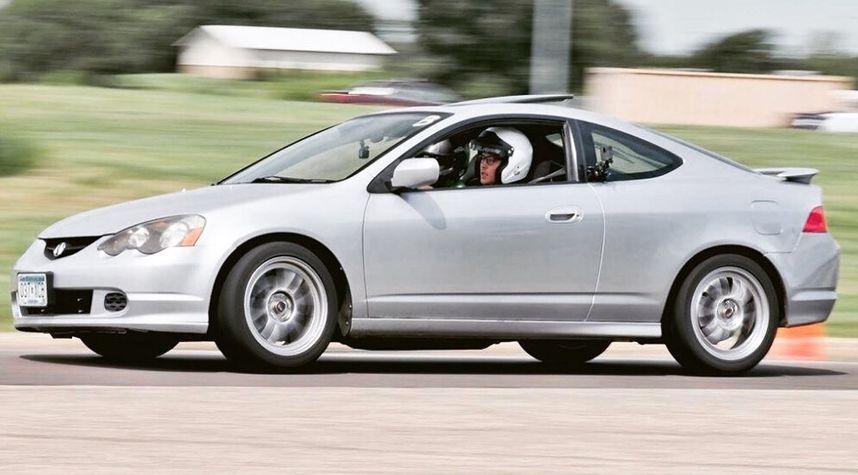 Main photo of Alex Kopan's 2004 Acura RSX