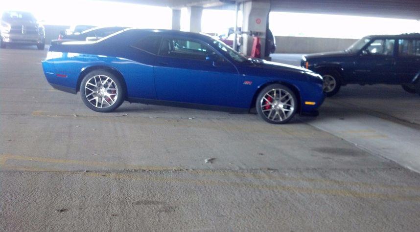 Main photo of Michael Alexander's 2012 Dodge Challenger
