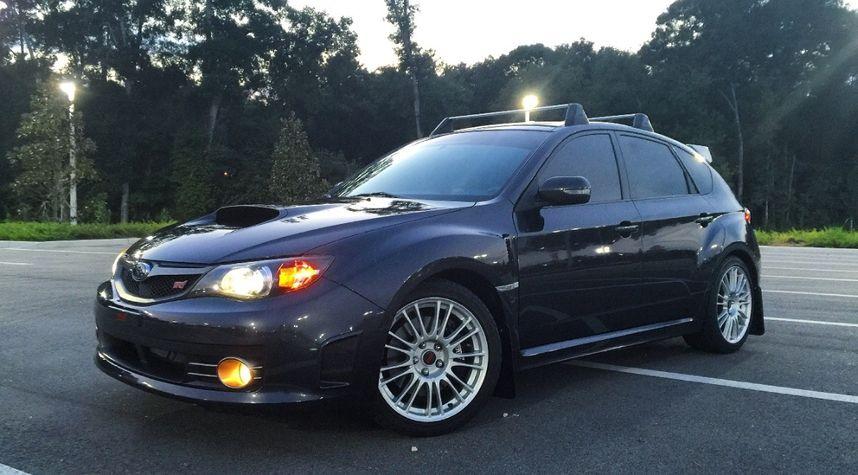 Main photo of Justin Humphrey's 2010 Subaru Impreza