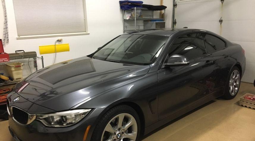 Main photo of Silver Rhino's 2014 BMW 4 Series