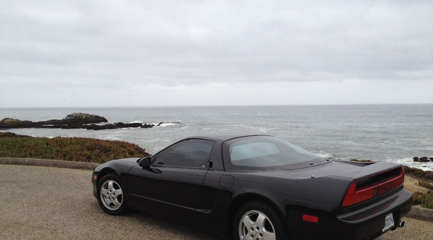 Main photo of Joseph Frascati's 1993 Acura NSX