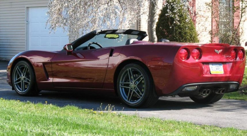 Main photo of Dan Coughlin's 2006 Chevrolet Corvette
