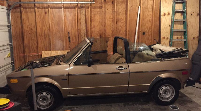 Main photo of Jordan Lacy's 1982 Volkswagen Rabbit