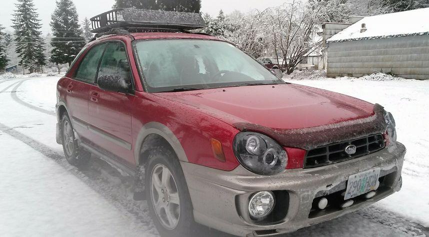 Main photo of Gene Hancock's 2002 Subaru Impreza