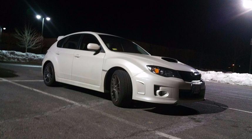 Main photo of Andrew Iacoi's 2011 Subaru Impreza WRX