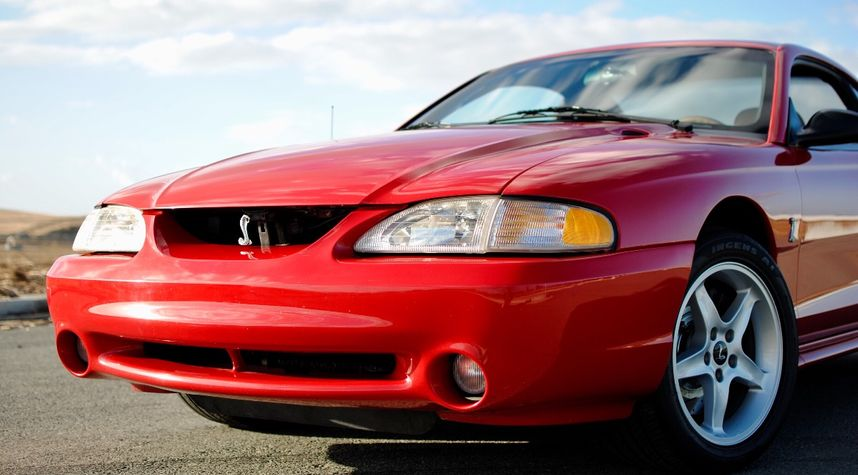 Main photo of Jack Lyster's 1994 Ford Mustang SVT Cobra