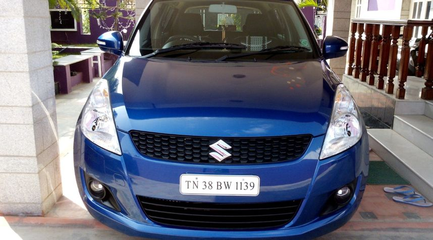 Main photo of Vinesh Rathnagiri's 2014 Suzuki Swift