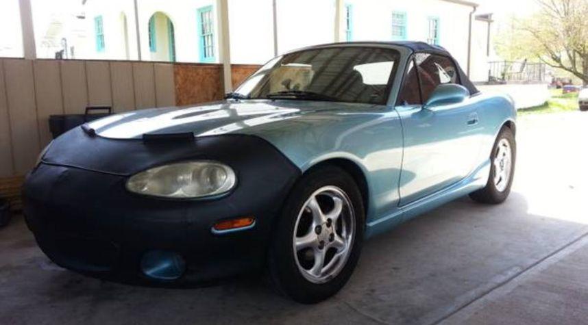 Main photo of Ed Stoner's 2001 Mazda MX-5 Miata