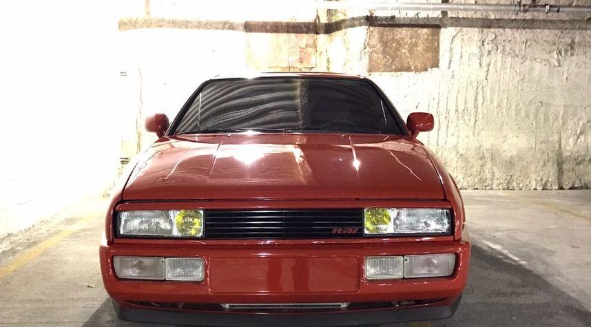 Main photo of Gregory Corrado's 1990 Volkswagen Corrado