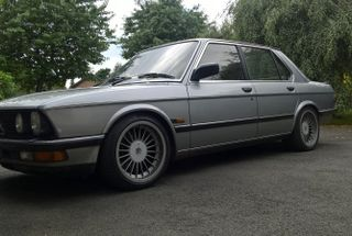 homepage tile photo for Got some legit centre caps for my Alpina wheels. They are now...