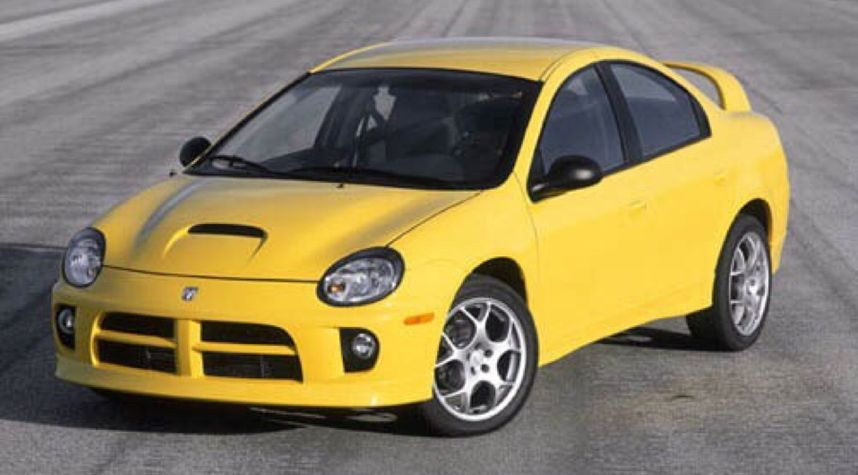 Main photo of William Cramer's 2003 Dodge Neon