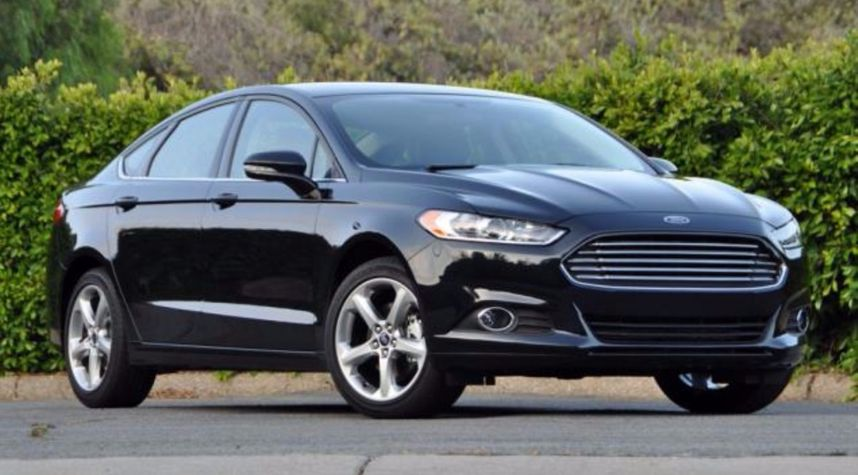 Main photo of Chris Gates's 2014 Ford Fusion
