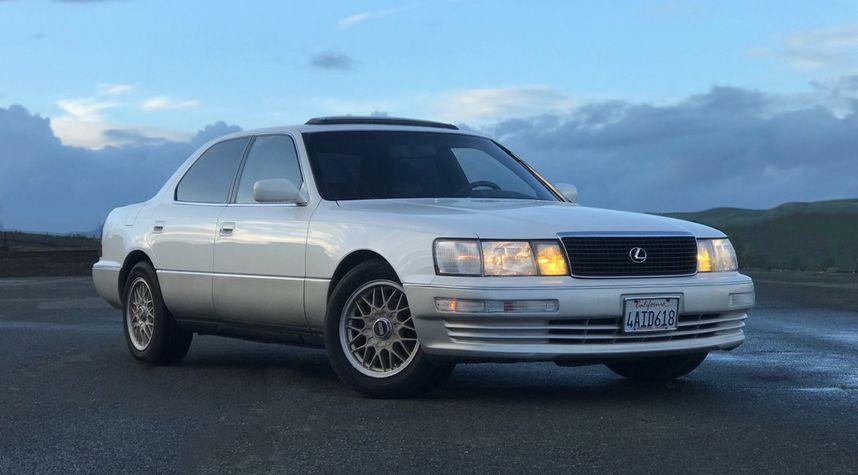 Main photo of Chase R's 1991 Lexus LS400