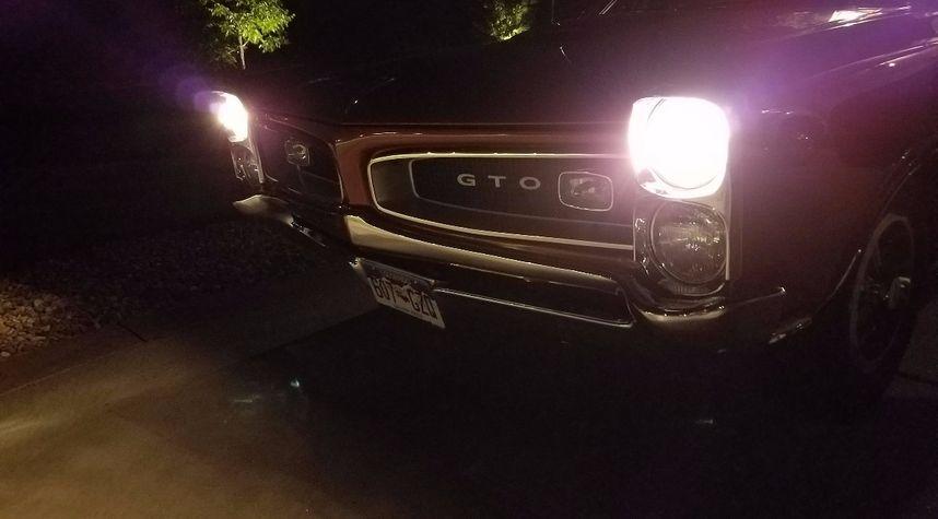 Main photo of Matthew W's 1966 Pontiac GTO