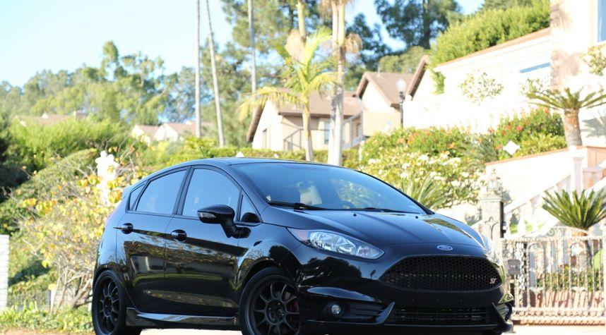 Main photo of Jason Connor's 2015 Ford Fiesta
