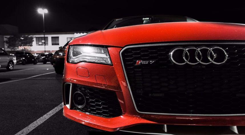 Main photo of Rob Penwell's 2014 Audi RS 7