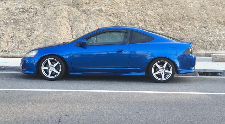 Main photo of Michael Cowan's 2006 Acura RSX