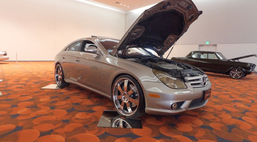 Main photo of Brian Pastor's 2008 Mercedes-Benz CLS-Class