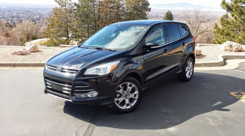 Main photo of Kyle Dewey's 2013 Ford Escape