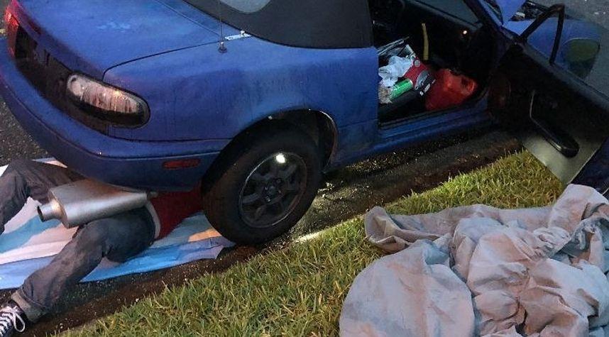 Main photo of Corey Travis's 1992 Mazda MAZDASPEED MX-5 Miata