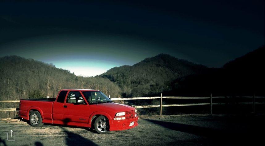 Main photo of Joel Keene's 1999 Chevrolet S-10