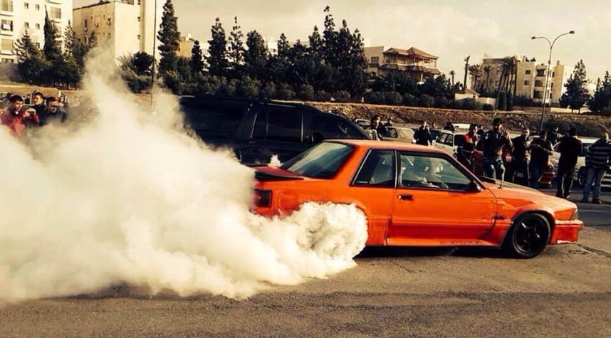 Main photo of Khaled Darwazeh's 1989 Ford Mustang