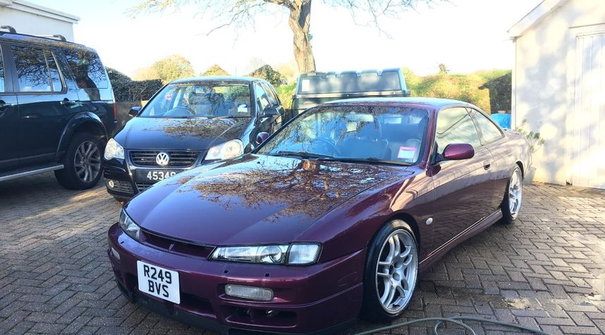 Main photo of Guillaume Segers's 1997 Nissan 240SX