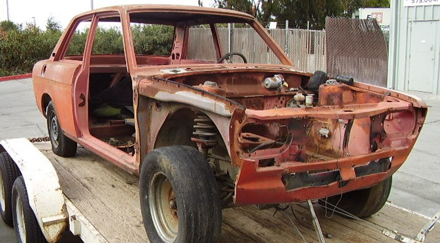 Main photo of Reid Bendix's 1969 Datsun 510