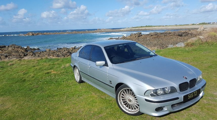 Main photo of Liam Carroll's 1997 BMW 5 Series