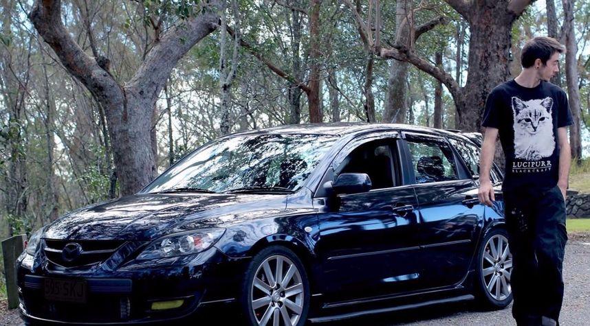 Main photo of Sam Stowell's 2008 Mazda MAZDASPEED MAZDA3