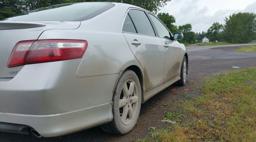 Main photo of Brendan Morrison's 2007 Toyota Camry
