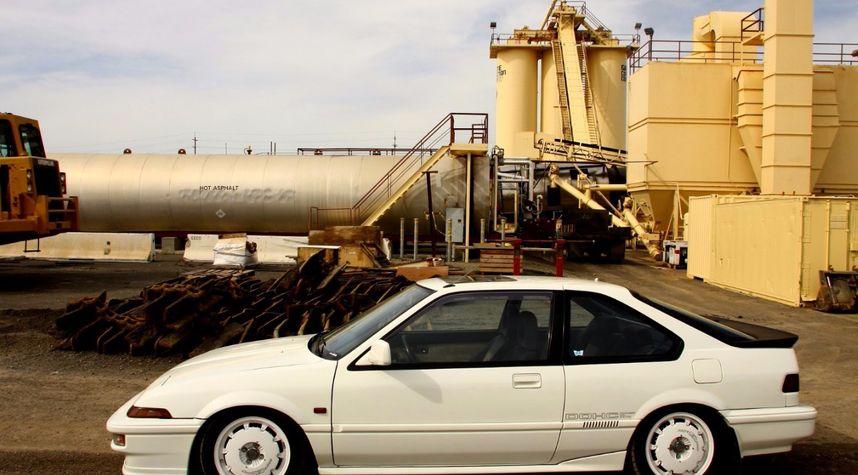 Main photo of Rodney Auyeung's 1988 Acura Integra
