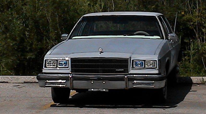 Main photo of Jason  Bush's 1985 Buick LeSabre