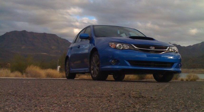 Main photo of Brian Holmes's 2010 Subaru WRX