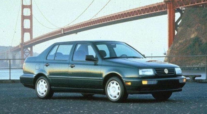 Main photo of Mason Labrash's 1997 Volkswagen Jetta