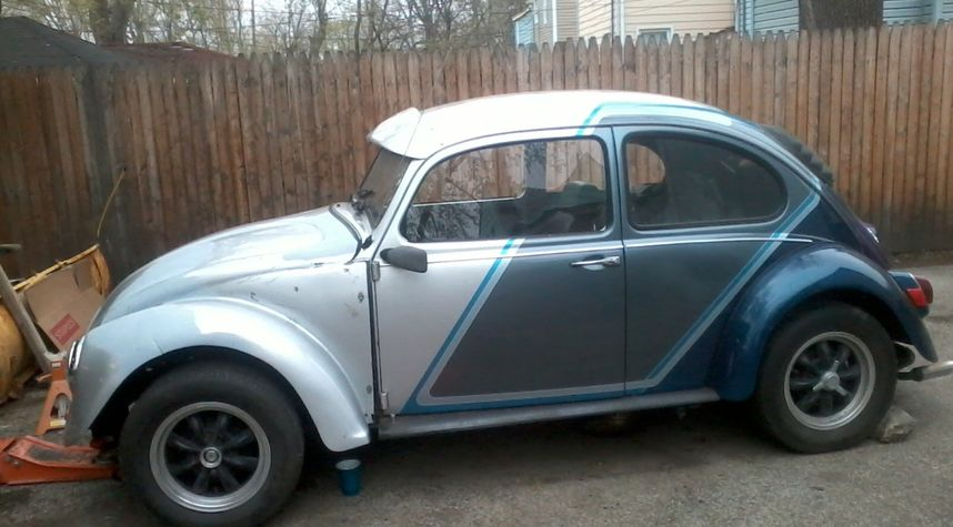 Main photo of Jason  Bush's 1969 Volkswagen Beetle (Pre-1980)
