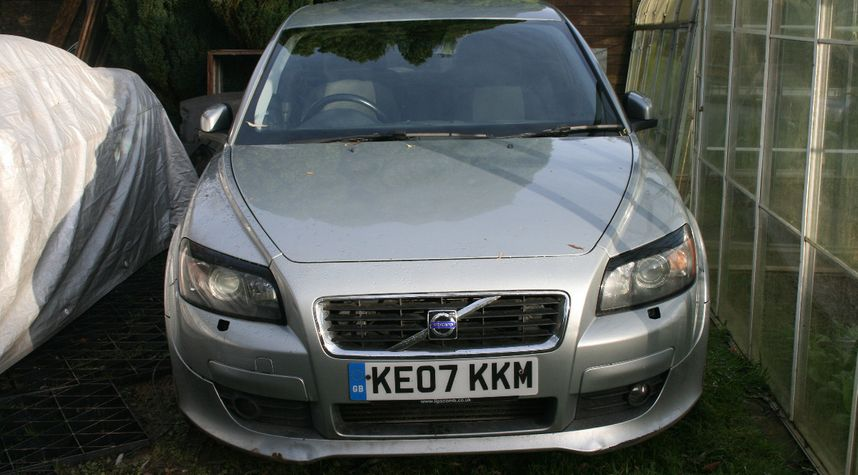 Main photo of Bobby Wright's 2008 Volvo C30