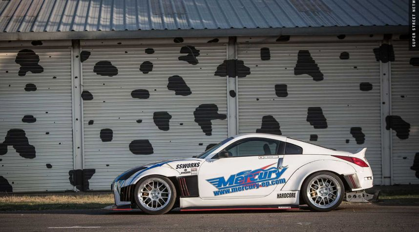 Main photo of Dennis Houth's 2003 Nissan 350Z