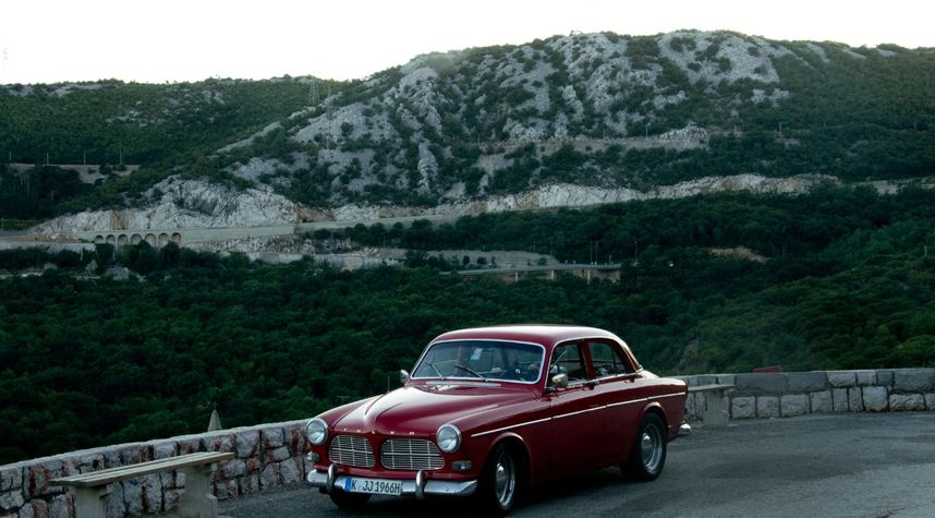 Main photo of Jasper Eck's 1966 Volvo 122