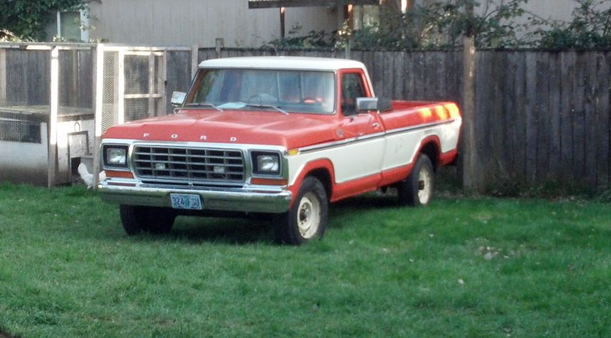 Main photo of Jacob Bentley's 1978 Ford F-250
