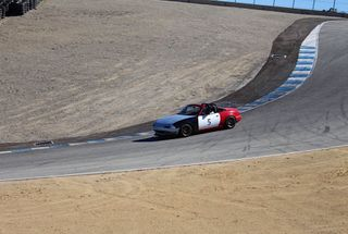 homepage tile photo for I had a blast at miatas at MRLS this weekend