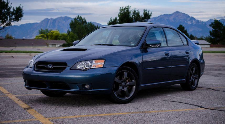 Main photo of Covious Adagio's 2005 Subaru Legacy