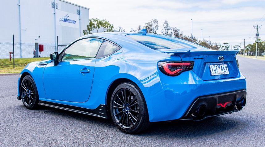Main photo of Arnie Ferentinos's 2016 Subaru BRZ