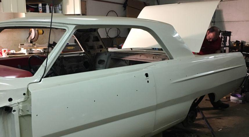 Main photo of Alejandro  Collins 's 1965 Ford Fairlane 500
