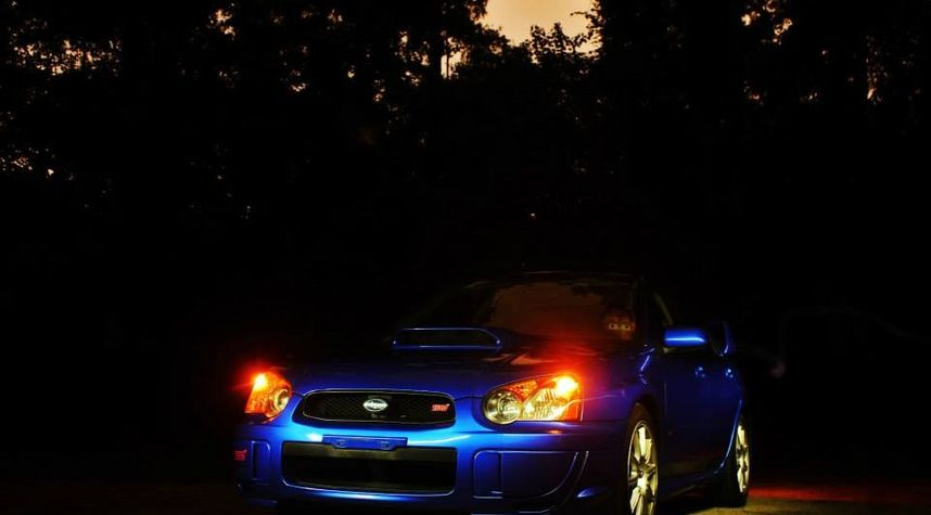 Main photo of Chris Wilson's 2005 Subaru Impreza