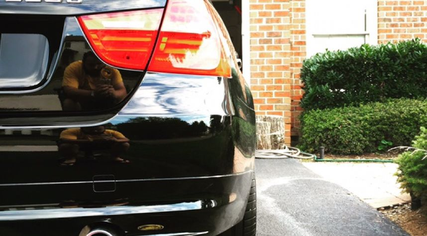 Main photo of Joe Donegan's 2010 BMW 3 Series