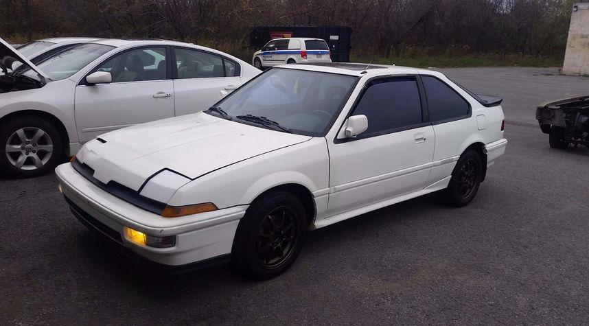 Main photo of Cole Joseph's 1989 Acura Integra