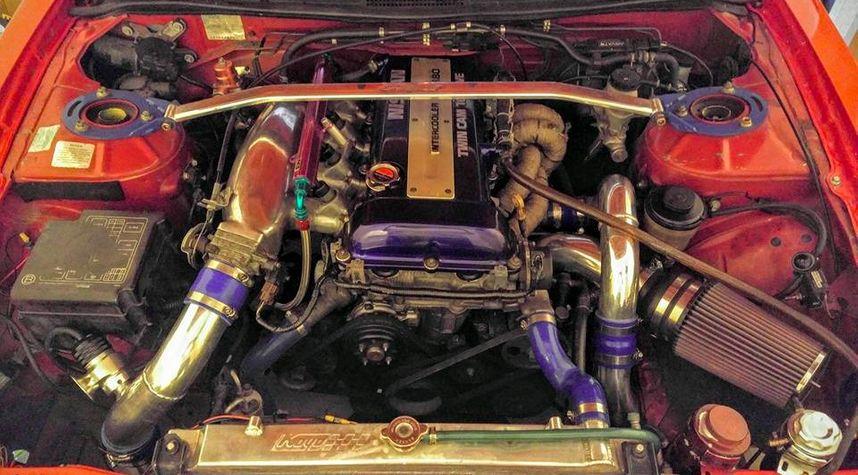Main photo of Brett Creider's 1995 Nissan 240SX
