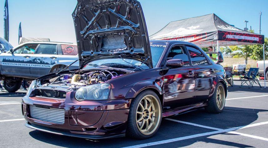Main photo of Chris Battista's 2004 Subaru Impreza