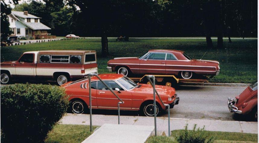 Main photo of Ed Stoner's 1977 Toyota Celica